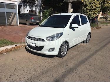 Foto venta Auto usado Hyundai i10 GLS (2012) color Blanco precio $230.000