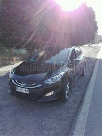 Hyundai i30 1.8L GLS Full  usado (2014) color Negro precio $9.100.000