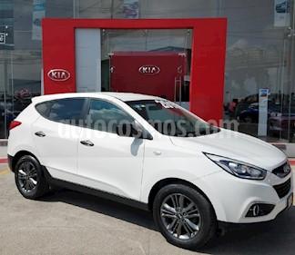 Foto venta Auto Seminuevo Hyundai ix 35 GLS Aut (2015) color Blanco precio $210,000