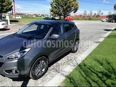 Foto venta Auto usado Hyundai ix 35 GLS Premium Aut (2015) color Gris precio $220,000