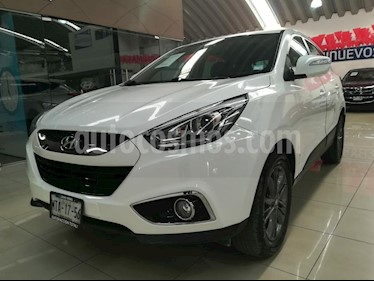 Foto venta Auto Seminuevo Hyundai ix 35 GLS Premium Aut (2015) color Blanco precio $236,000