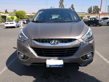 Foto venta Auto usado Hyundai ix 35 Limited Aut (2015) color Cafe Claro precio $227,000