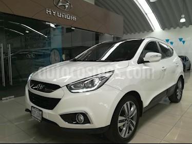 Foto venta Auto Usado Hyundai ix 35 Limited Aut (2015) color Blanco precio $253,000