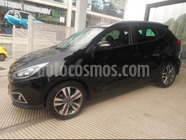 Foto venta Auto Seminuevo Hyundai ix 35 Limited Aut (2015) color Negro precio $249,000