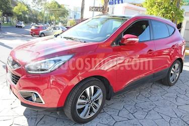 Foto venta Auto Seminuevo Hyundai ix 35 Limited Aut (2015) color Rojo precio $249,000