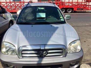 Foto venta Auto usado Hyundai Santa Fe 2.0 GL CRDi 4x2 (2004) color Plata precio $2.600.000