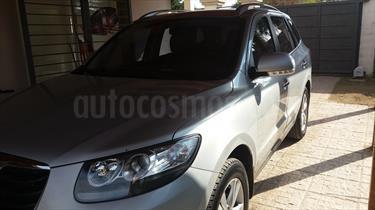 Foto venta Auto Usado Hyundai Santa Fe 2.2 GLS CRDi 7 Pas Full Premium Aut (2011) color Plata Metalico precio $415.003