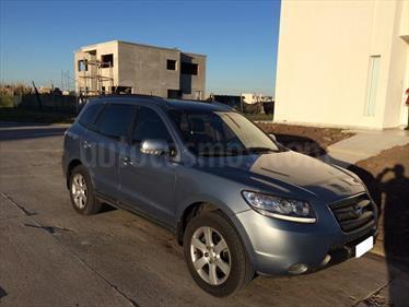 Foto venta Auto usado Hyundai Santa Fe 2.2 GLS CRDi 7 Pas Full Premium Aut (2009) color Azul Onyx precio $330.000