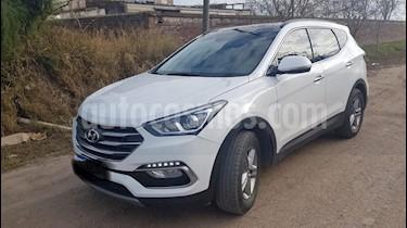 Foto venta Auto Usado Hyundai Santa Fe 2.2 GLS CRDi 7 Pas Full (2018) color Blanco precio $15.000.000