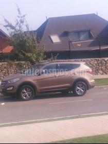 Foto venta Auto Usado Hyundai Santa Fe 2.2L GLS CRDi 4x2 (2014) color Beige precio $13.990.000