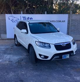 Foto venta Auto Usado Hyundai Santa Fe 2.4 2WD (2012) color Blanco precio $415.000