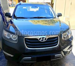 Foto venta Auto Usado Hyundai Santa Fe 2.4 4x4 Full Premium  7 Asientos (2012) color Gris precio $459.500