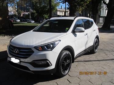 Foto venta Auto usado Hyundai Santa Fe 2.4 GLS 4x2 Aut (2016) color Blanco Glaciar precio $16.500.000