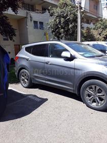 Foto venta Auto Usado Hyundai Santa Fe 2.4 GLS 4x2 (2014) color Gris Acero precio $13.250.000