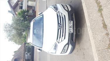 Foto venta Auto usado Hyundai Santa Fe 2.4 GLS 4x2 (2013) color Blanco Crema precio $13.000.000