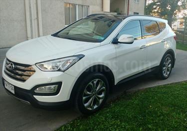 Foto venta Auto usado Hyundai Santa Fe 2.4 GLS 4x4 Full Aut (2013) color Blanco precio $15.800.000