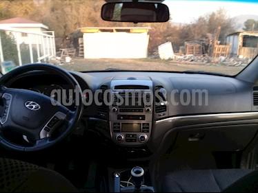Hyundai Santa Fe 2.4L GLS 4x2 usado (2012) color Gris Cielo precio $6.999.999