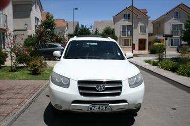 Foto venta Auto usado Hyundai Santa Fe 2.7 GLS 4x2 (2007) color Blanco Perla precio $6.500.000
