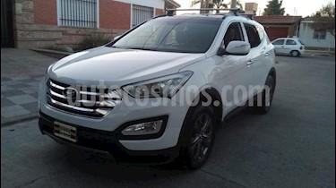 Foto venta Auto Usado Hyundai Santa Fe GL 2.4 4x2 7 Asientos Aut (2013) color Blanco precio $830.000