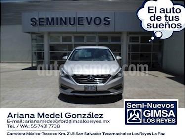 Foto venta Auto Seminuevo Hyundai Santa Fe Limited AWD (2016) color Plata precio $268,000
