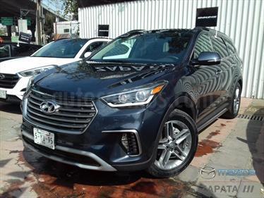 foto Hyundai Santa Fe Limited Tech