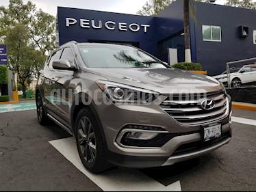 Foto venta Auto Seminuevo Hyundai Santa Fe Sport 2.0L Turbo (2018) color Gris precio $469,900