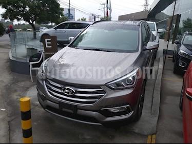 Foto venta Auto Seminuevo Hyundai Santa Fe Sport 2.0L (2018) color Gris precio $449,000