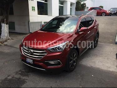 Foto venta Auto Seminuevo Hyundai Santa Fe Sport 2.0L (2017) color Rojo precio $449,000