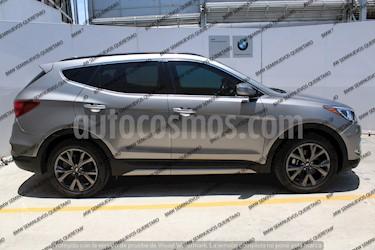 Foto venta Auto Seminuevo Hyundai Santa Fe Sport 2.0L (2017) color Gris precio $419,000