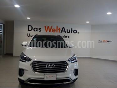 Foto venta Auto Seminuevo Hyundai Santa Fe V6 Limited Tech (2018) color Blanco precio $550,000