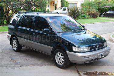 Foto venta Auto usado Hyundai Santamo DLX (2017) color Verde precio $85.000