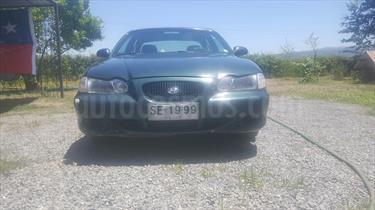 Foto venta Auto usado Hyundai Sonata 2.0 (1998) color Verde precio $1.850.000