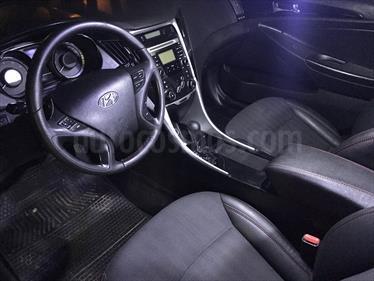 Hyundai Sonata 2.0L GLS Aut usado (2017) color Azul precio $7.500.000
