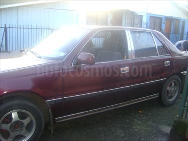 Foto venta Auto usado Hyundai Sonata GL 1.8 (1992) color Rojo Burdeos precio $650.000