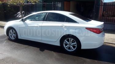 Foto venta Auto usado Hyundai Sonata GL 2.0  (2011) color Blanco precio $7.300.000