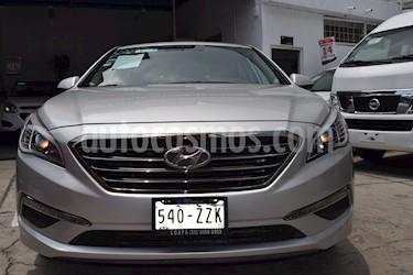 Foto venta Auto Seminuevo Hyundai Sonata GLS (2015) color Plata precio $220,000