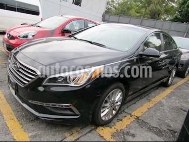 Foto venta Auto Seminuevo Hyundai Sonata GLS (2015) color Negro precio $215,000