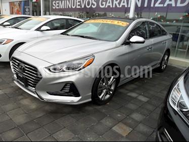 Foto venta Auto Seminuevo Hyundai Sonata Limited NAVI (2018) color Plata precio $375,000