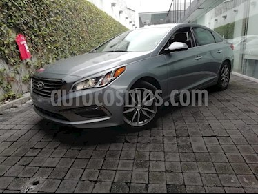 Foto venta Auto usado Hyundai Sonata Limited (2015) color Gris precio $249,000