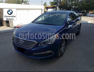 Foto venta Auto usado Hyundai Sonata Limited (2015) color Azul precio $230,000