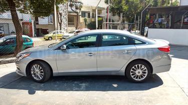Foto venta Auto Seminuevo Hyundai Sonata Premium (2015) color Gris Plata  precio $230,000