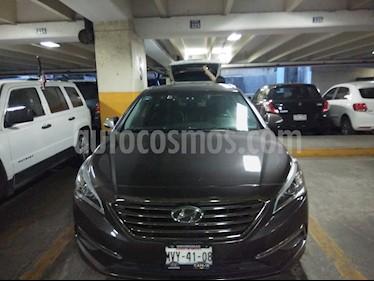 Foto venta Auto usado Hyundai Sonata Premium (2015) color Chocolate  precio $236,500