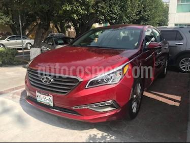 Foto venta Auto Seminuevo Hyundai Sonata Premium (2016) color Rojo precio $262,900