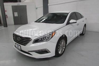Foto venta Auto Seminuevo Hyundai Sonata Premium (2015) color Blanco precio $225,000