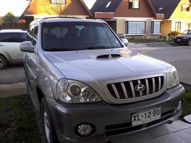 Hyundai Terracan 2.9 GL CRDI Aut 2004