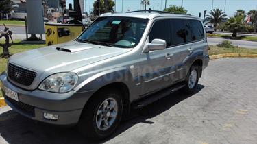 Foto venta Auto usado Hyundai Terracan 2.9 GL CRDI (2006) color Gris precio $6.300.000