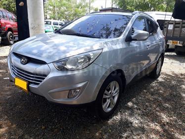 Hyundai Tucson 2.0 4x2 usado (2013) color Plata precio $55.000.000