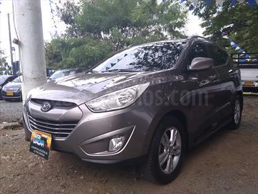 Foto venta Carro usado Hyundai Tucson 2.0 4x4 (2011) color Bronce precio $50.000.000