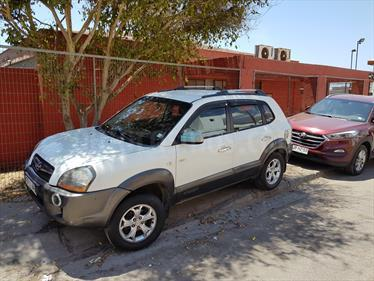 Foto venta Auto usado Hyundai Tucson  2.0 GL 4x2 Aut (2009) color Blanco precio $4.000.000