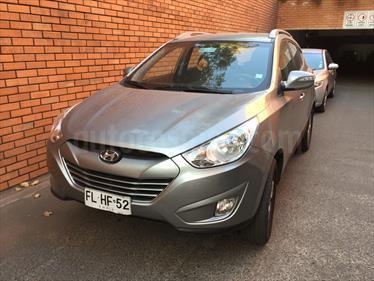 Hyundai Tucson  2.0 GL 4x2 Aut usado (2013) color Gris Plata  precio $7.899.000
